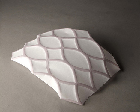 Hydro-Fold: A Printer That Spits Out Easy-To-Make Origami | Made with (and of) Paper | Scoop.it