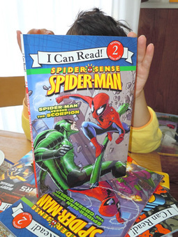 POW! How Super Heroes Strengthened My Son's Bilingual Ability | Bilingualism | Scoop.it