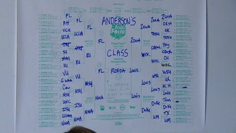 Indianapolis teacher uses March Madness to teach geography, math - Fox 59 | Education | Scoop.it