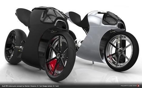 Concept Moto AUDI RR... un jour peut être !   L'actu sociale des motards (par Zone-Motards.net)   Scoop.it