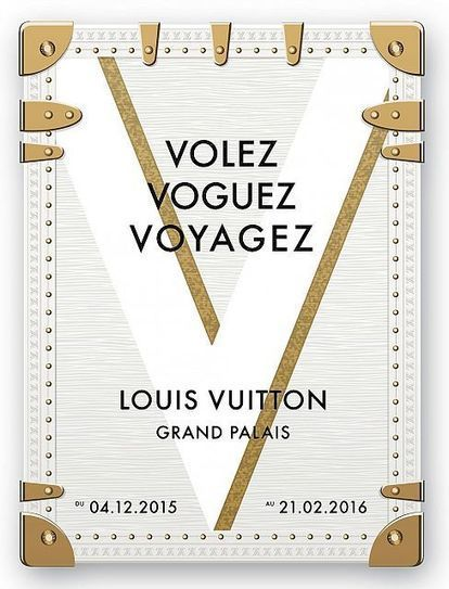 EXHIBITION / LOUIS VUITTON AT THE GRAND PALAIS | ART & EXHIBITIONS | Scoop.it