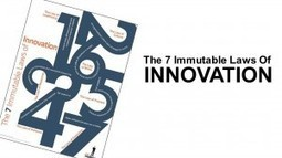 Phil McKinney » The 7 Immutable Laws of Innovation – Follow them or risk the consequences | Innovation Management | Scoop.it