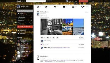 Pheed, le nouveau réseau social qui buzz, mise sur les contenus premium payants | MédiaZz | Scoop.it