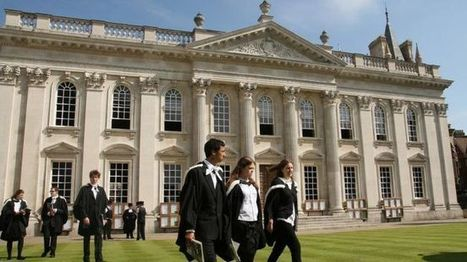 'Free tuition benefits rich Scots most' | ESRC press coverage | Scoop.it
