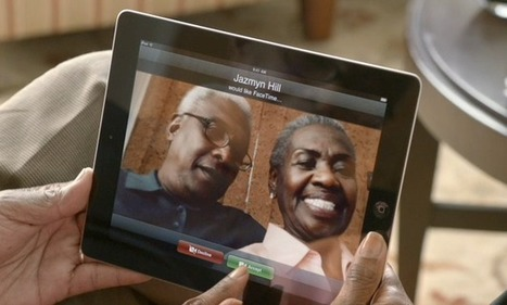 iPad 3 gains FaceTime HD camera on the front, improved back ... | Apple Rocks! | Scoop.it