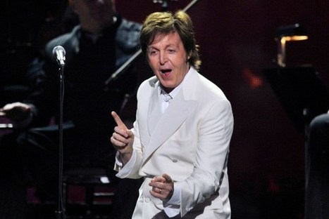 Paul McCartney Performs Live Debut Of Four Beatles Tracks In Brazil | All About The Beatles! | Scoop.it
