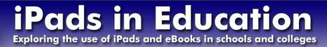 What's Your Ideal iPad Lesson? - iPads in Education | IPADS ENHANCING EDUCATION | Scoop.it