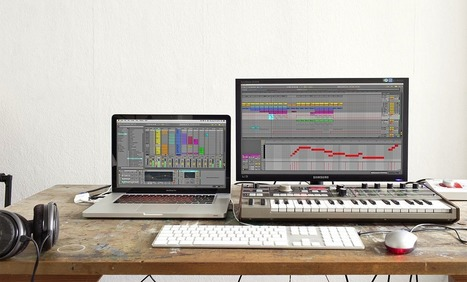 Ableton Live 9.1: Dual Monitor Support, Push Melodic Step Sequencer | DJing | Scoop.it