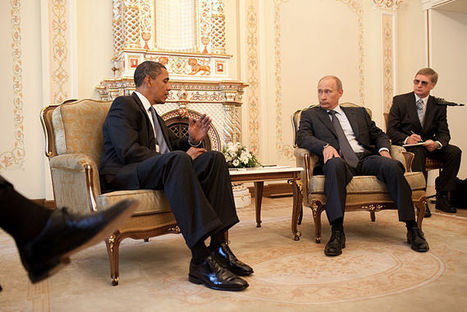 Obama's Foreign Policy Obsession With Global Warming Emboldens Putin - Forbes | Gov & Law | Scoop.it