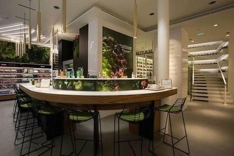Yves Rocher : son concept store végétal !   Beauté Durable   Scoop.it