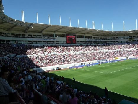 ARQUITECTURA | Estadios - SkyscraperCity | la arquitectura en los estadios | Scoop.it