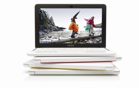 Les Chromebooks captent 20% du marché des notebooks aux Etats-Unis - LeMondeInformatique | L'histoire de l'ordinateur | Scoop.it