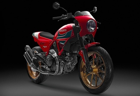 Ducati Scrambler Mike Hailwood in Thailand  | Ductalk Ducati News | Scoop.it