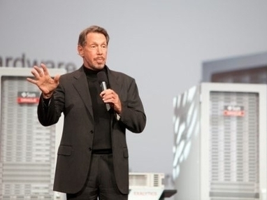Oracle slashes Larry Ellison's stock options following shareholder discontent | Small Business Development | Scoop.it