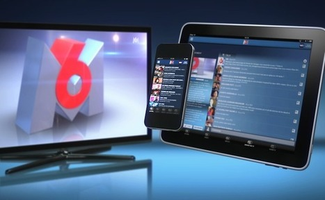 Social TV: M6 revendique plus de 100 millions d'affichages de contenus enrichis   second screen   Scoop.it