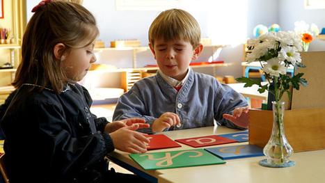 Le maître est l'enfant - Le premier documentaire sur la pédagogie Montessori   Parent Autrement à Tahiti   Scoop.it