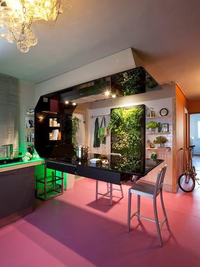 Jardines verticales de plantas comestibles - Alicante Forestal | Casa ecológica, casa eficiente, casa bioclimática | Scoop.it