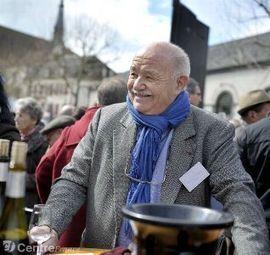 Légende vivante de la gastronomie française, Pierre Troisgros sera, samedi, l'invité des vignerons   Gastronomie et alimentation pour la santé   Scoop.it