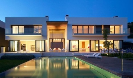 Villa in Andalucia by McLean Quinlan Architects | Design Love | Scoop.it