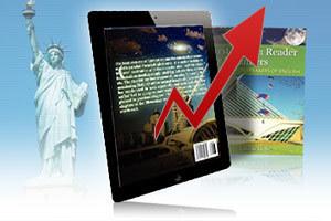 Les livres électroniques plus vendus que les livres papier (01 Net) | Usages numériques et mediation | Scoop.it