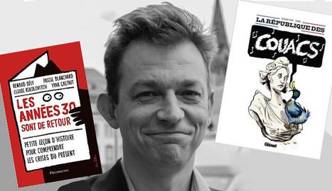 Rencontre avec Renaud Dély, grand ponte de la presse française | DocPresseESJ | Scoop.it