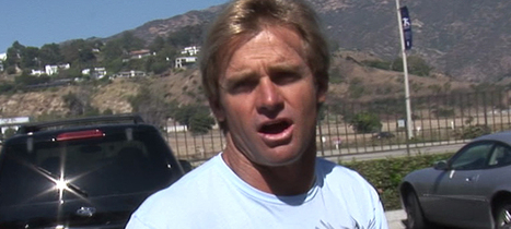 Laird Hamilton -- Jet Ski 'Clowns' RUINED MY SURFING SPOT!!!   Surfing   Scoop.it