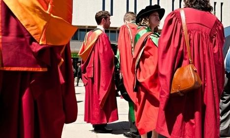 Doctor, doctor … we're suffering a glut of PhDs who can't find academic jobs   Poursuite de carrière des docteurs - PhDs career   Scoop.it
