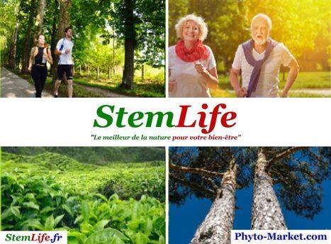 StemLife - Le meilleur de la nature pour votre bien être - Phyto-Market.com by Jean-Marc FRAICHE | alternative-sante | Scoop.it