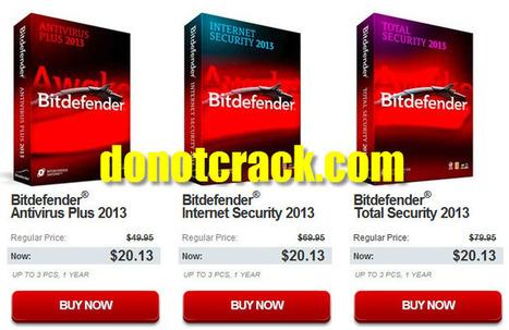 [Discount] Bitdefender 2013 Only $20.13 3PC 1 year | Bitdefender 2013 | Scoop.it