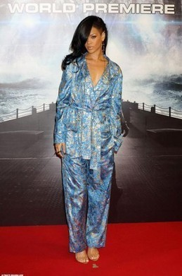 Bitchie or Not? Rihanna Wears Pucci Pajamas To Battleship Premiere | From Dusk Till Dawn | Scoop.it