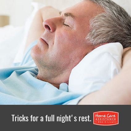Elderly Parkinson's Sleep Problems | Home Care Assistance of Tampa Bay | Scoop.it