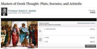 Masters of Greek Thought – Plato Socrates and Aristotle   Global education on Ancient Greek language   Scoop.it