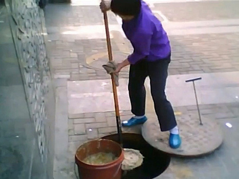 Chinese Street Vendors Use Gutter Oil - Business Insider | china | Scoop.it