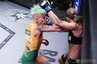 Bec 'Rowdy' Hyatt shares her story of domestic violence for Fighters Against Child Abuse Australia   Domestic Violence   Scoop.it