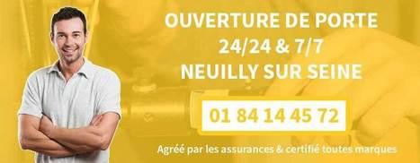 Serrurier Neuilly - Quentin Serrurerie 92 | Paris Michel Serrurerie | Scoop.it