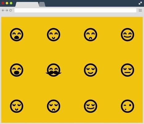 12+ Free Flat Mini Emoticons | Designrazzi | Bazaar | Scoop.it