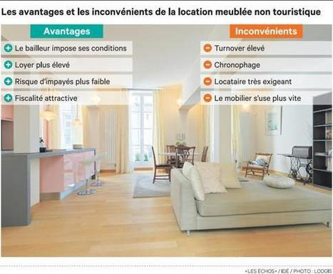 Location nue ou meublée : le match ! | Immobilier | Scoop.it