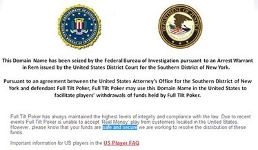 Please Know that Your Funds are Safe and Secure | Pokerfuse | Hit by the deck | Scoop.it