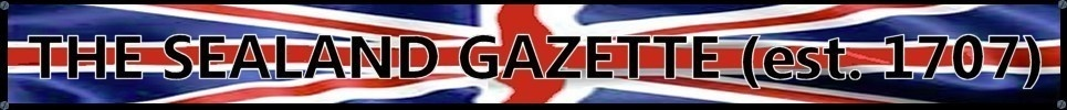 The Sealand Gazette