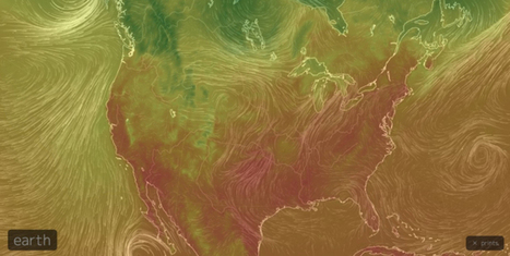 High temperatures linger over the U.S. #climate   Messenger for mother Earth   Scoop.it