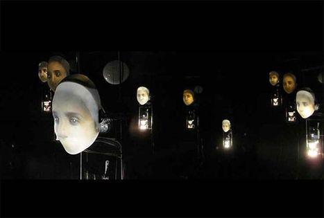 MECATRONIC exposition de Zaven Paré au Centre des arts d'Enghien - 14.01>20.03.16 /// #mediaart #robotics   Digital #MediaArt(s) Numérique(s)   Scoop.it