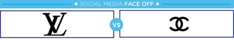 Social Media Face Off: Louis Vuitton vs. Chanel | Evolving Social Media: Good or Bad | Scoop.it