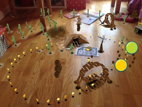 This augmented-reality kids' toy will make you feel so old | A Virtual Worlds Miscellany | Scoop.it