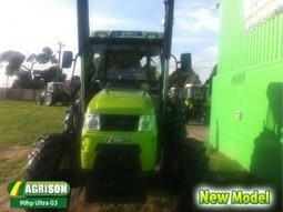Agrison Tractors for Specific Needs | Agrison Tractors Reviews | Scoop.it