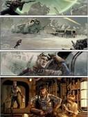 Le scénario original de Star Wars sera adapté en BD - Actu Ciné | le monde de la BD | Scoop.it