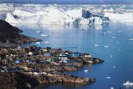 Melting ice a 'sleeping giant' that will push sea levels higher ... | Let's sea ! | Scoop.it