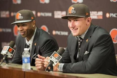 Johnny Manziel's Entourage Gets Into Fight With Cleveland Browns Fan - I4U News | Black Friday | Scoop.it