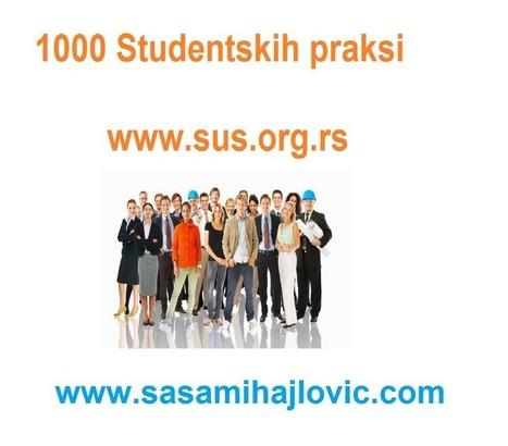 Studentska praksa u NIS-u | Konkursi i javni pozivi | Scoop.it