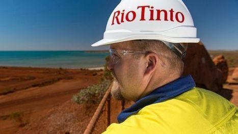 Afrique du Sud : Rio Tinto cède à Menar Holding 74% de participation dans la mine ZAC | Performances Veille Mines | Scoop.it