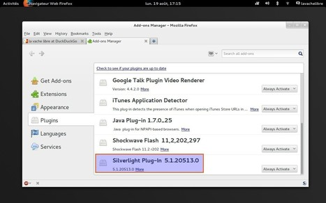 Pipelight – Installer facilement Silverlight dans Firefox sous GNU/Linux | Time to Learn | Scoop.it